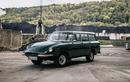 "Jerrari - ""đứa con lai"" độc nhất của Ferrari 365GT và Jeep Wagoneer"