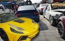 """""""Xót xa"""" ngắm hàng loạt siêu xe hàng hiếm, triệu đô vứt xó tại UAE"""