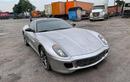 """Ngắm """"nhan sắc"""" siêu xe Ferrari 599 GTB của đại gia Hải Phòng"""