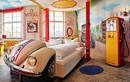 V8 Hotel - khách sạn với giường ngủ ôtô, xe máy độc nhất thế giới