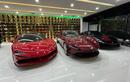 Đón Roma, đại gia Campuchia sở hữu loạt xe Ferrari chục tỷ đồng