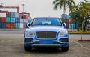 Bentley Bentayga V8 cũ, màu độc chính hãng gần 16 tỷ về Việt Nam