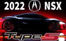 """Ra mắt chiếc Acura NSX Type-S cuối cùng trước giờ """"khai tử"""""""