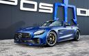 """Posaidon biến Mercedes-AMG GT R Roadster thành """"quái thú"""" đường phố"""