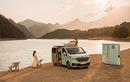 Renault Hippie Caviar Hotel - xe van cắm trại sang chảnh như khách sạn