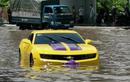 """Chevrolet Camaro bạc tỷ """"lội nước hụt"""" ở Hải Phòng"""