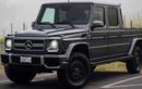 Dân chơi cắt đuôi SUV Mercedes-Benz G-Class tiền tỷ thành bán tải