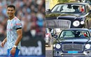 """Lý do Cristiano Ronaldo """"cưỡi"""" Bentley Flying Spur bị fan thắc mắc?"""