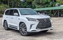 """Lexus LX 2008 hóa """"khủng long"""" Super Sport chỉ 500 triệu ở Nghệ An"""