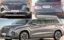 """Hyundai Custo 2022 từ 594 triệu đồng, rẻ hơn """"đối thủ"""" Kia Carnival"""