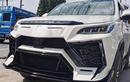 """Toyota Fortuner giá rẻ """"nhái"""" siêu SUV Lamborghini Urus như xịn"""