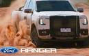 """Ford tiếp tục """"nhá hàng"""" Ranger 2022 mới, thiết kế đẹp mắt hơn"""