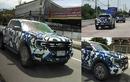Ford Ranger 2022 mới đang chạy thử ở Thái Lan, sắp về Việt Nam
