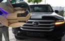Toyota Land Cruiser 2022 hơn 4 tỷ độ nội thất Maybach tại Hà Nội