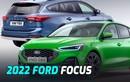 """Ford Focus 2022 """"xịn sò"""" với hệ thống giải trí SYNC 4"""
