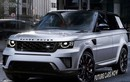 """SUV nhà giàu Range Rover 2022 bất ngờ """"lộ hàng"""" trước ngày ra mắt"""