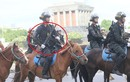 Cảnh sát cơ động kỵ binh Việt Nam được trang bị vũ khí gì?