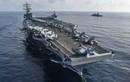 Tàu sân bay Mỹ quay lại Biển Đông, sẽ tái tập trận trong tháng 8