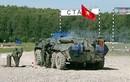 Thiết giáp BTR-80 cháy động cơ, đội tuyển Hóa học Việt Nam chịu thiệt