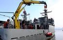 Tàu quét mìn lớn nhất Việt Nam được nâng cấp: Có Robot!