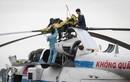 Chi tiết trực thăng Không quân Việt Nam cứu nạn Rào Trăng 3