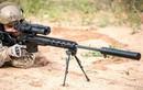 Cận cảnh khẩu súng trường bắn tỉa mang trong mình thương hiệu Israel