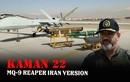 """Liệu Iran có thể thống trị không phận Trung Đông bằng UAV """"nhà trồng""""?"""