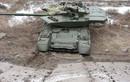 Bất ngờ xuất hiện phiên bản xe tăng T-80 mạnh ngang với T-14 Armata