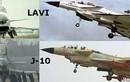 """Israel có """"giúp"""" Trung Quốc chế tạo """"Quốc Bảo"""" J-10?"""