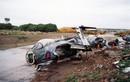 Thảm cảnh của máy bay tấn công hạt nhân duy nhất ở Châu Phi