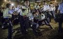 Biểu tình bùng phát lại ở Hong Kong, 37 người bị bắt