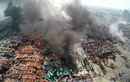 Hóa chất cực độc tại hiện trường vụ nổ ở Thiên Tân