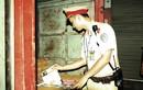 CSGT HN bắt giữ xe tải toàn mỹ phẩm không nguồn gốc xuất xứ