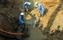 Đường ống nước sông Đà vỡ lần thứ hai liên tiếp trong hai ngày