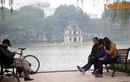 Cảnh Hồ Gươm vắng, buồn sau khi cụ Rùa qua đời