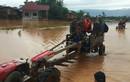 3 ngày sau vụ vỡ đập thủy điện ở Lào: Huyện Sanamxay vẫn ngập sâu trong bùn đỏ