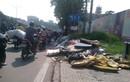 Ngán ngẩm cảnh rác thải bủa vây đường phố ở đô thị lớn nhất nước