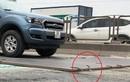 """""""Hầm chông"""" trên vành đai 3, Sở Giao thông Hà Nội đổ lỗi cho xe quá tải"""