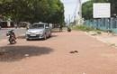Nghi án tài xế taxi đâm chết đồng nghiệp do mâu thuẫn trong lúc đón khách