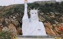 """Tượng nữ thần tự do """"vạn người chê"""" ở Sapa: Chưa đủ điều kiện đón khách"""
