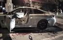 Hai người đi xe BMW bị chém vì tiếng pô quá to