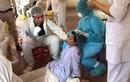 Những hình ảnh nhói lòng ở tâm dịch Bắc Ninh