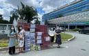 Báo Tri thức & Cuộc sống thăm 3 bệnh viện Nhi dịp Tết Trung thu
