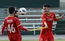U23 Việt Nam tập buổi đầu tiên ở Kyrgyzstan