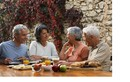 8 bí kíp giúp người cao tuổi sống lâu, sống khỏe