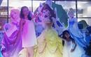 Ngọc Diễm cùng con gái mừng giáng sinh sớm ở Thái Lan