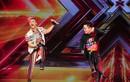 Tùng Dương phấn khích học nhảy cùng thí sinh The X-Factor 2016