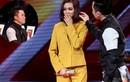 Tùng Dương lau nước mắt cho nữ thí sinh The X-Factor 2016