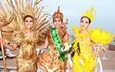 Ngắm trang phục tái chế giúp Nguyễn Thị Thành đạt Á hậu 2