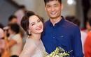 Bảo Thanh được chồng hộ tống đến nhận giải VTV Awards 2017